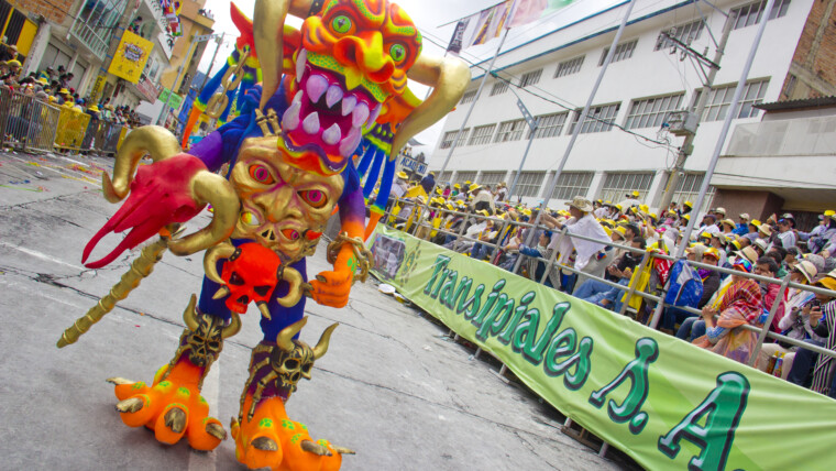 Carnaval de Blancos y Negros